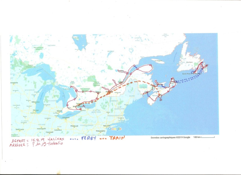 roadtrip canada carte 001